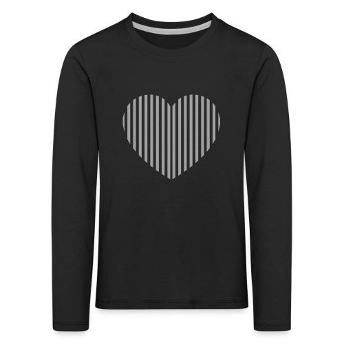 HEART KIDS - Kids' Premium Longsleeve Shirt