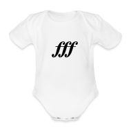 Baby Bodys ~ Baby Kurzarm-Body ~ fff - Fortississimo Strampler