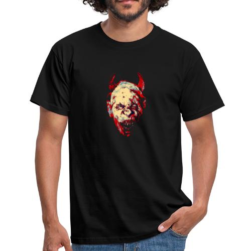 Krampus - Männer T-Shirt