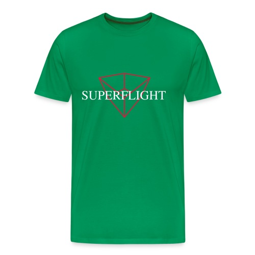 Superflight - Männer Premium T-Shirt