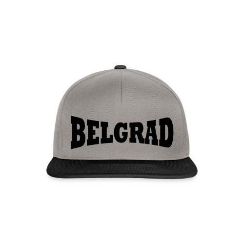 BELGRAD   CAP - Snapback Cap