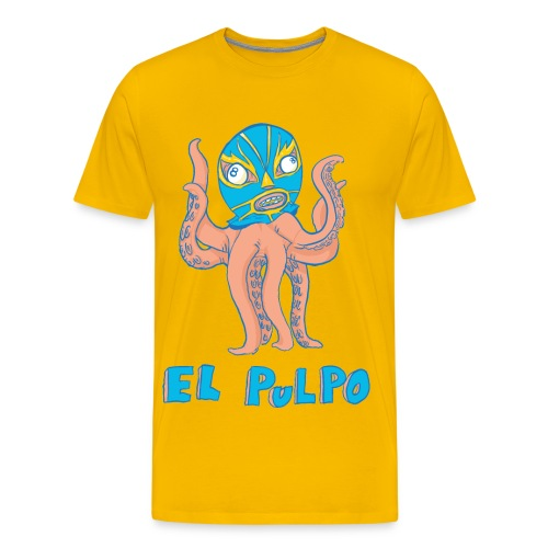pulpodore revised - Men's Premium T-Shirt