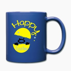 Happy easter chick Full Colour Mug
