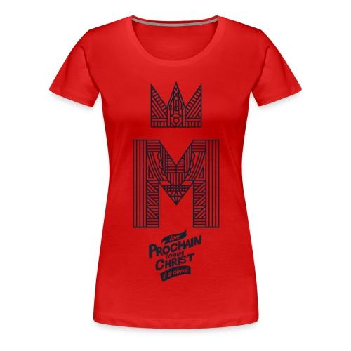 M ton prochain | par Flow - T-shirt Premium Femme