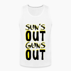 Guns Out Tank Tops