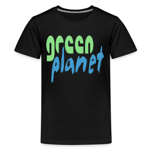 GREEN PLANET - Teenager Premium T-Shirt
