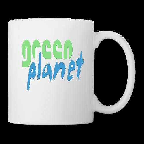 GREEN PLANET - Tasse