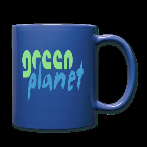 GREEN PLANET - Tasse einfarbig