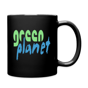GREEN PLANET - Tasse einfarbig