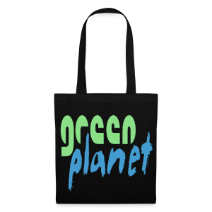 GREEN PLANET - Stoffbeutel