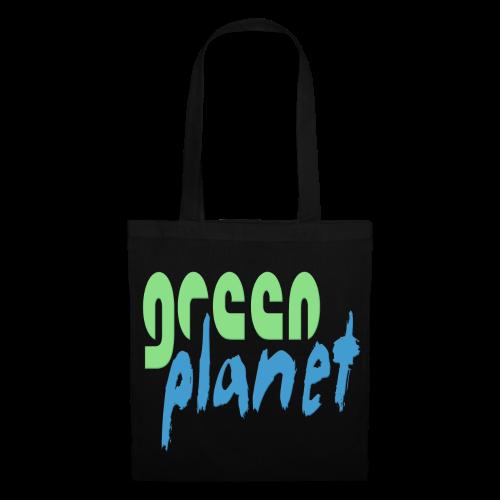 GREEN PLANET - Stoffbeutel