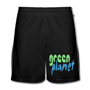 GREEN PLANET - Männer Fußball-Shorts