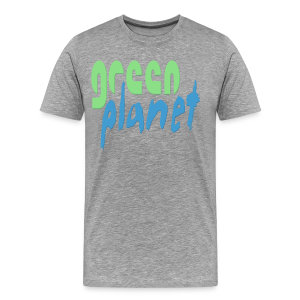 GREEN PLANET - Männer Premium T-Shirt