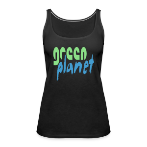 GREEN PLANET - Frauen Premium Tank Top