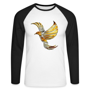 Phoenix by Customstyle - T-shirt baseball manches longues Homme