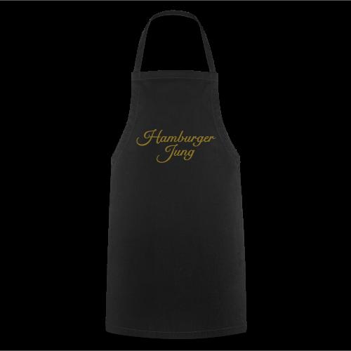 Hamburger Jung Classic (Gold) Kochschürze - Kochschürze