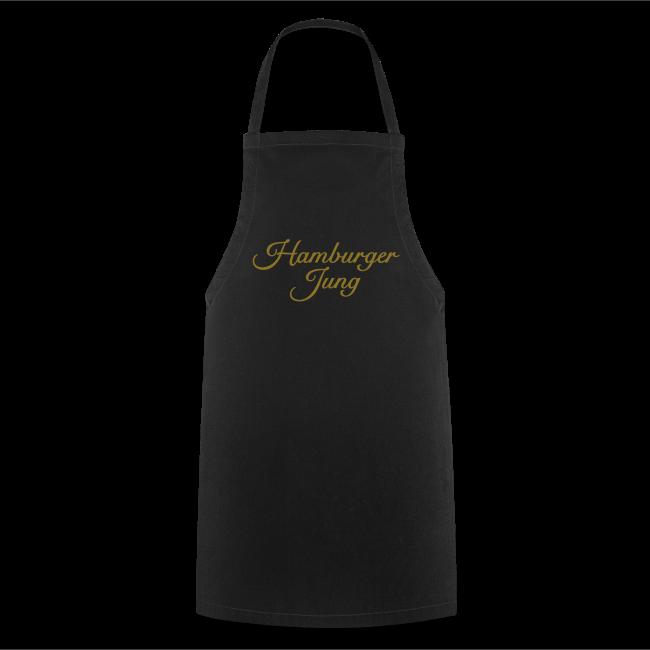 Hamburger Jung Classic (Gold) Kochschürze