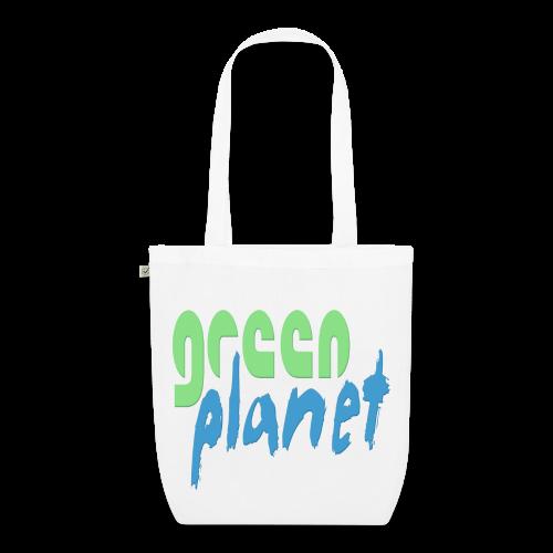 GREEN PLANET - Bio-Stoffbeutel