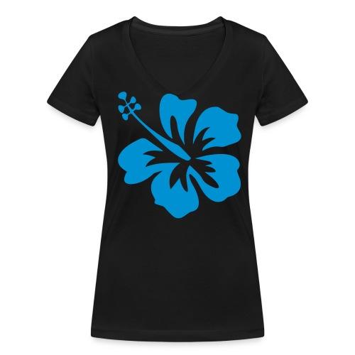 Anne H - T-shirt bio col V Stanley & Stella Femme