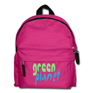 GREEN PLANET - Kinder Rucksack