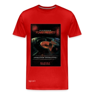 T-shirt Bloody Week-End 2015 - rouge - T-shirt Premium Homme