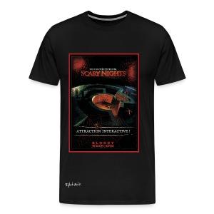 T-shirt Bloody Week-End 2015 - noir - T-shirt Premium Homme