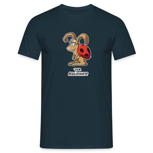 Der Marienhase - Männer T-Shirt