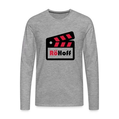 RöHoff Langarmshirt (Männer) - Männer Premium Langarmshirt