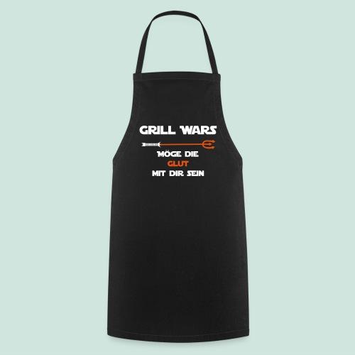 Grill Wars - Glut - Kochschürze