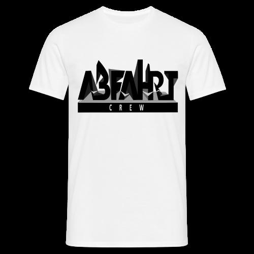 Abfahrt - Männer T-Shirt