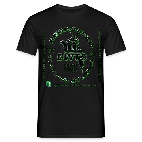 BWTS since 1999 - Männer T-Shirt
