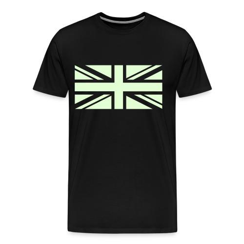 Glow In The Dark UK - Men's Premium T-Shirt