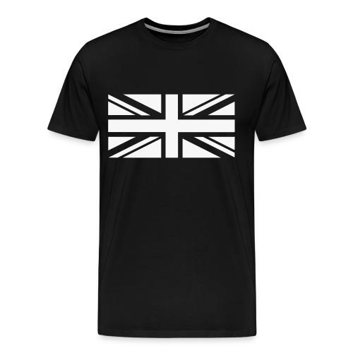 White UK - Men's Premium T-Shirt