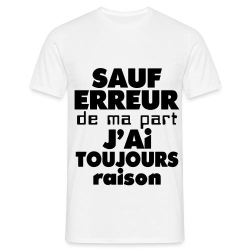Ou pas... - T-shirt Homme