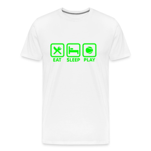 Umag Herren T Shirt - Männer Premium T-Shirt