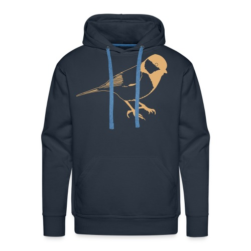 I like birds - Männer Premium Hoodie