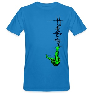 Men's Thrill green T - Men's Organic T-shirt
