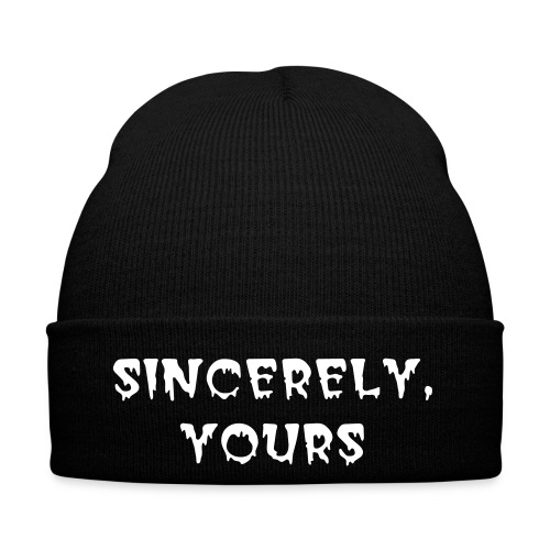 Sincerely, Yours Winter Hat - Winter Hat