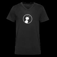 T-Shirts ~ Männer T-Shirt mit V-Ausschnitt ~ Artikelnummer 101677633