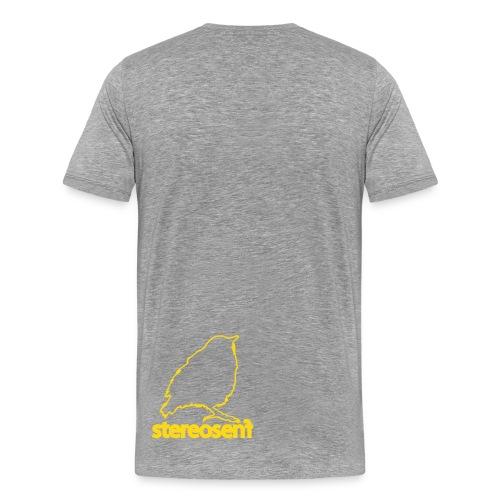 strsnf clssc /m - Männer Premium T-Shirt