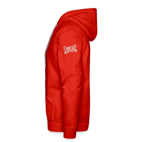 Sudadera con capucha premium para hombre