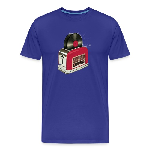 Hot Vinyl - Männer Premium T-Shirt