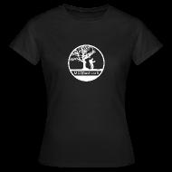 T-Shirts ~ Women's T-Shirt ~ B&C T-Shirt + Light Logo