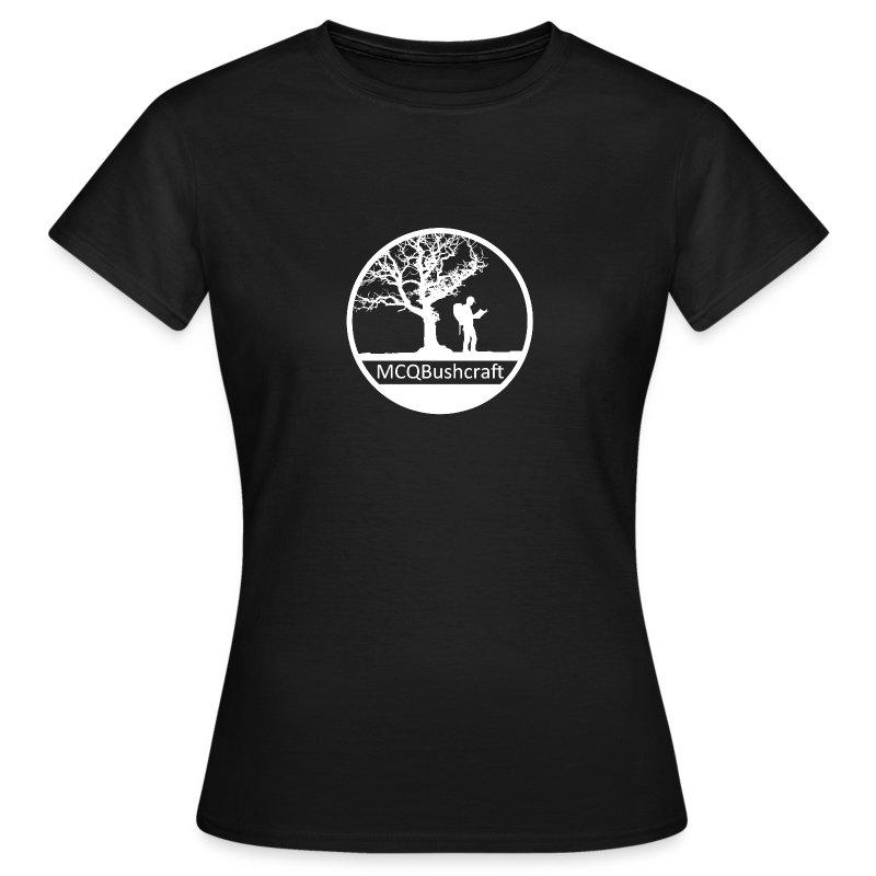 B&C T-Shirt + Light Logo - Women's T-Shirt