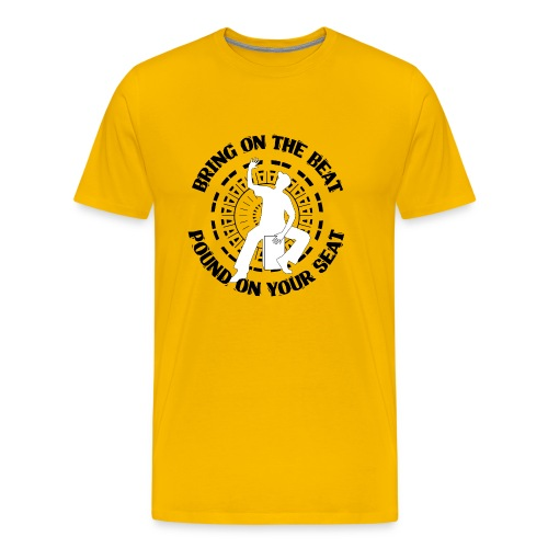 Cajon - Bring on...(Kreis) Shirt (Herren) - Männer Premium T-Shirt