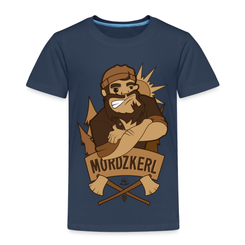 mordzKERL Kindershirt - Kinder Premium T-Shirt