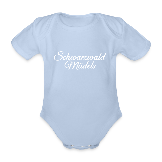 Der Schwarzwald T-Shirt Shop | Schwarzwald Mädels Babybody - Baby ...