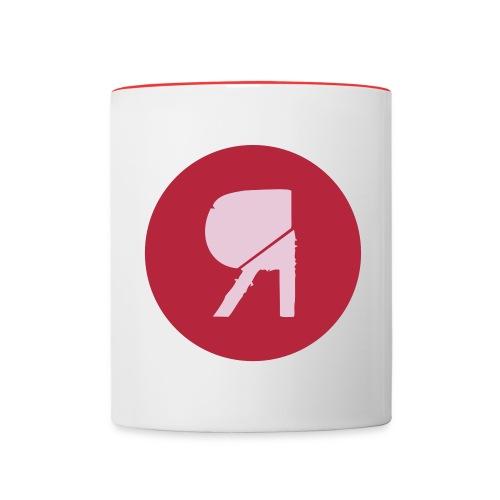 RazrInc - Tasse 2c - Tasse zweifarbig
