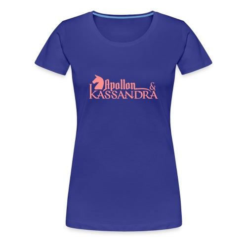 Apollon & Kassandra - Frauen Premium T-Shirt