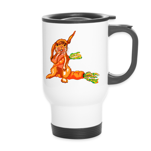 Hase Thermotasse - Thermobecher